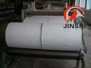 镀锌线保温节能首选1260高纯纤维针刺毯供应