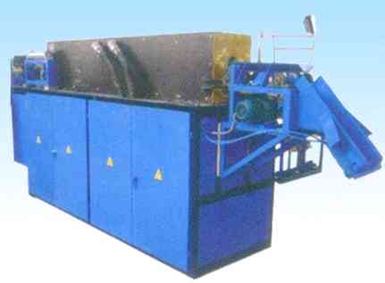 微型中频加热炉(自带水冷自动上料)