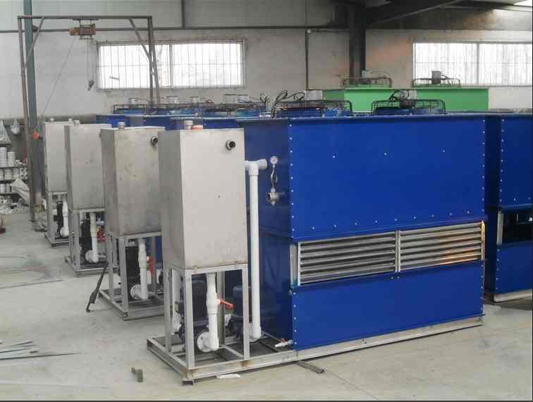 专业生产封闭式冷却塔