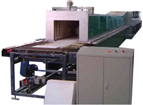12.5米电热辊道窑
