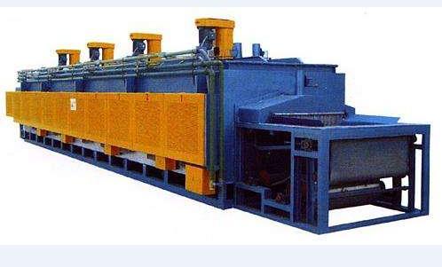 RCH型网带式热风循环回火炉