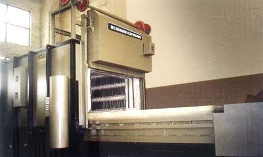 全纤维热处理电阻炉