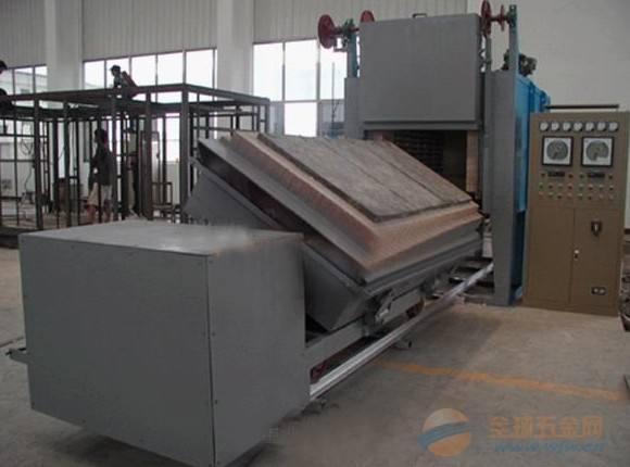 RT2-120-8纯纤维台车式电阻炉