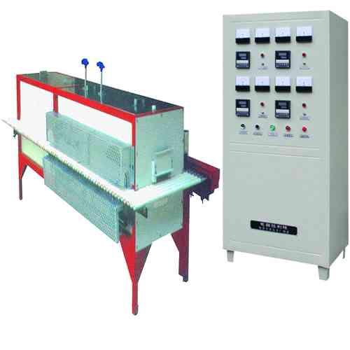 电加热实验辊道炉