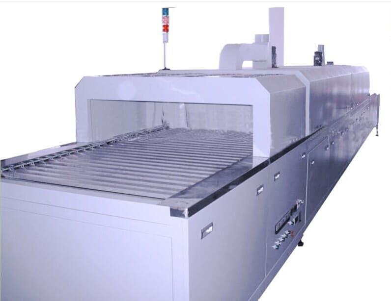 JQSG-30-10型多管拉丝炉