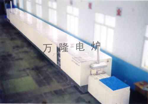 GTY硅碳棒单孔中温推板式隧道窑