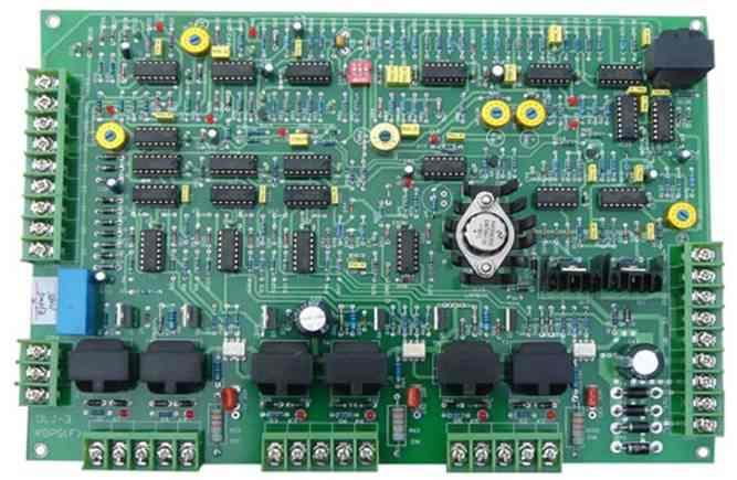 供应四联脉冲板(图)