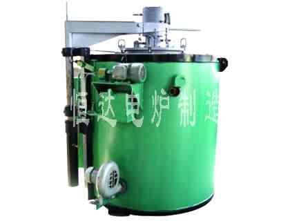 脉冲气体氮化炉