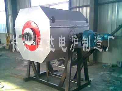 滚筒式电阻炉